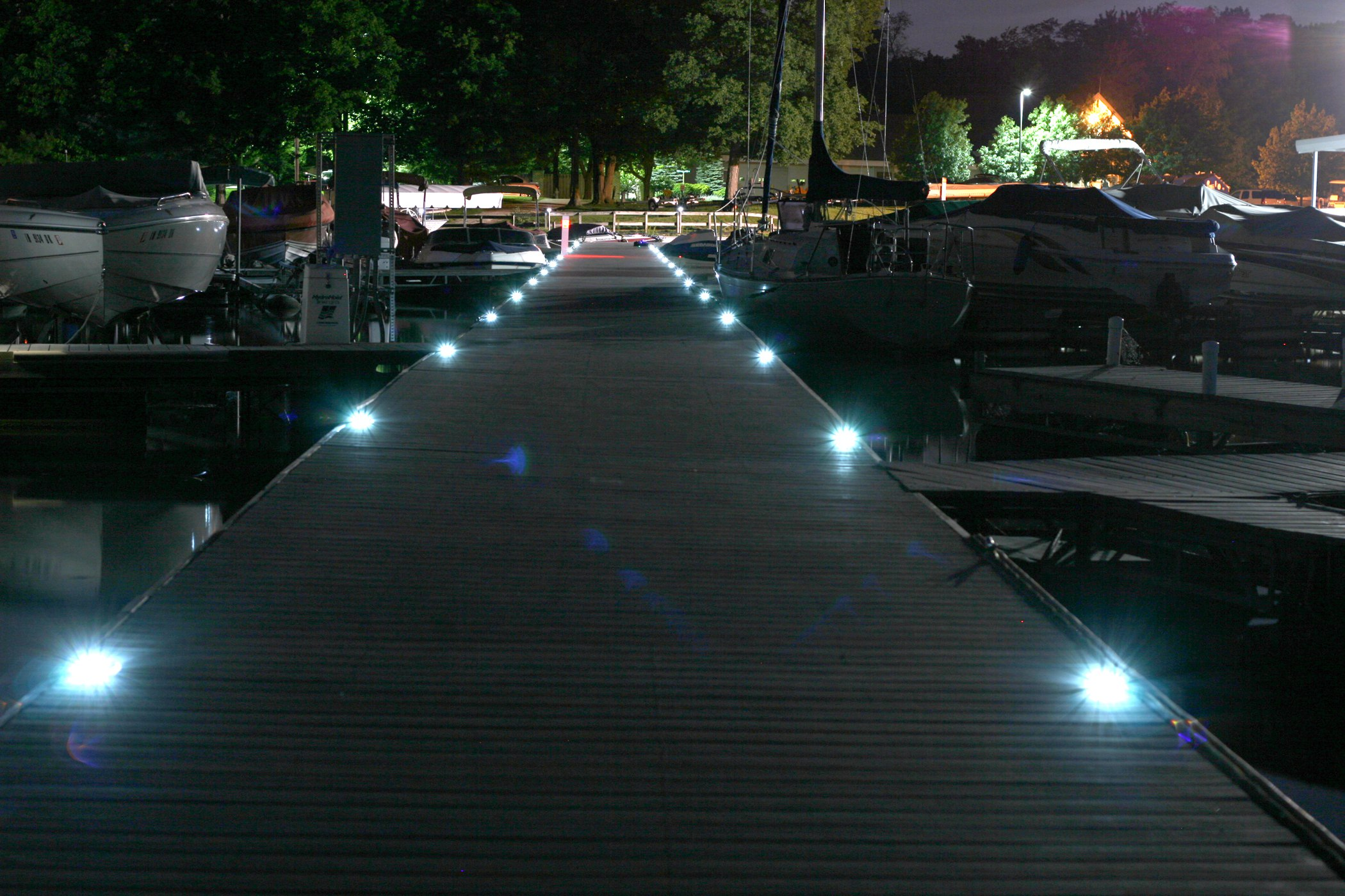 Solar Deck Lights View All Lake Lite Solar Marine