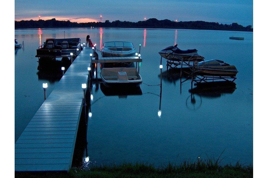 Solar Dock Post Lites