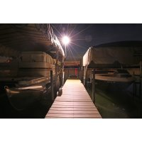 Boat Lift Motion Activated Flood Light