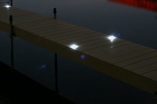 Solar Dock Dots 4 Pack View All Lake Lite Solar