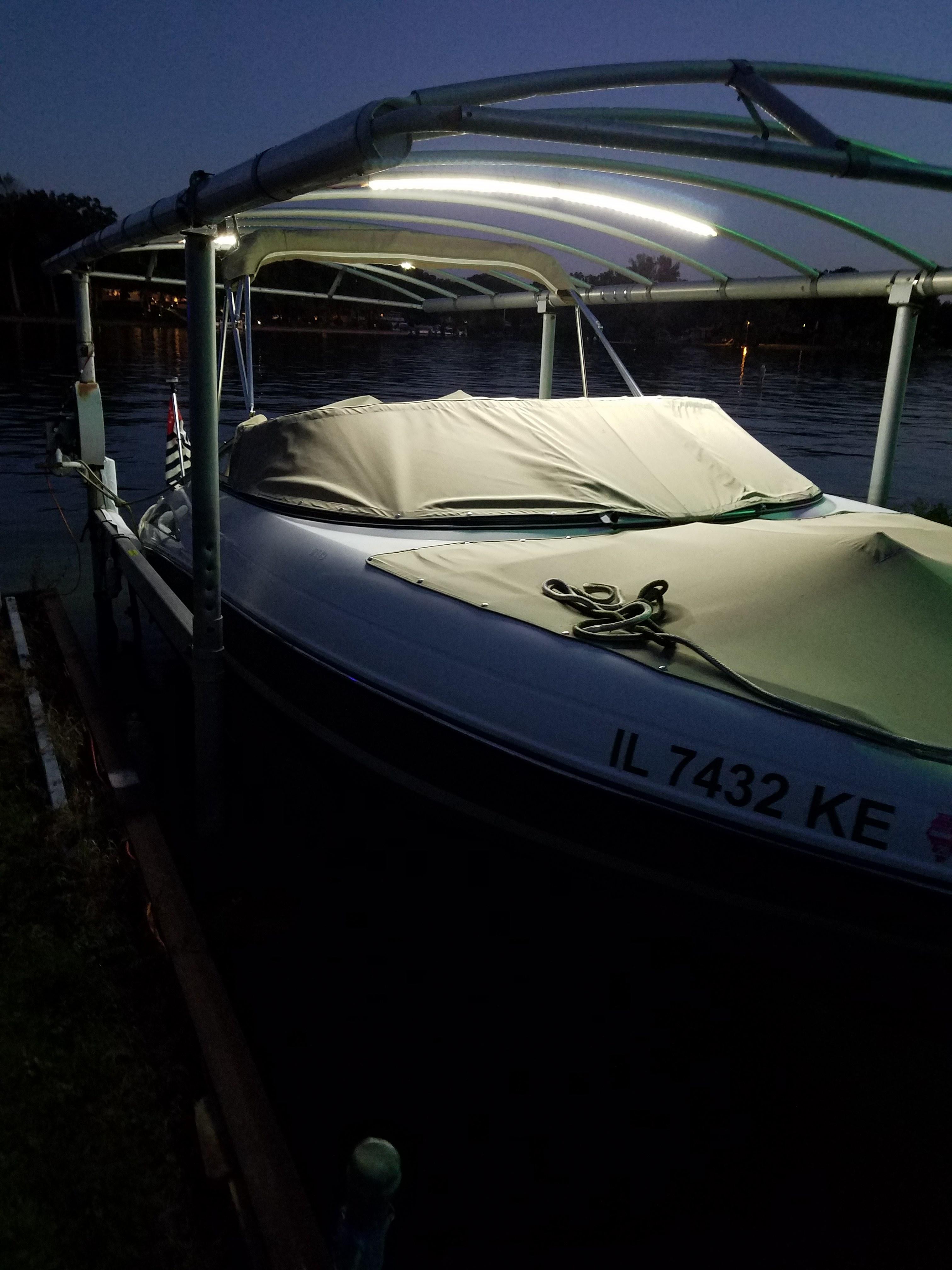 Boat Lift Canopy Led Light White Buy Online For 64 95 At