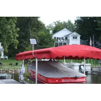 Boat Lift Solar Charging Kit