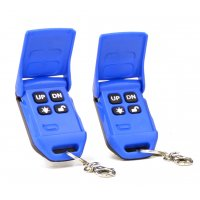 Replacement Wireless Key Fobs