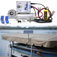 12v Direct Drive Boat Lift Motor + 20w 12v SCP