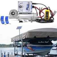 12v Direct Drive Boat Lift Motor + 10w 12v SCP