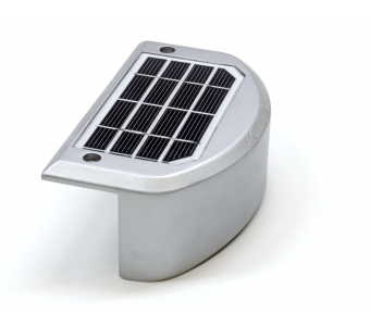 Solar Rail Light - 3 Color LED Switchable