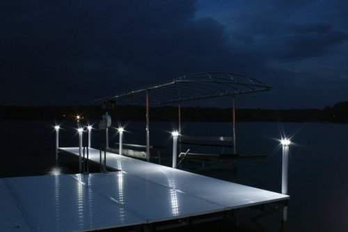 Solar Underglow Lights for Brock Docks