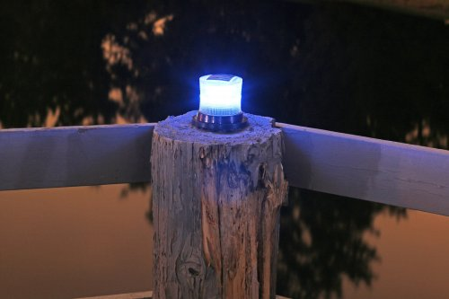 Solar Marine Light