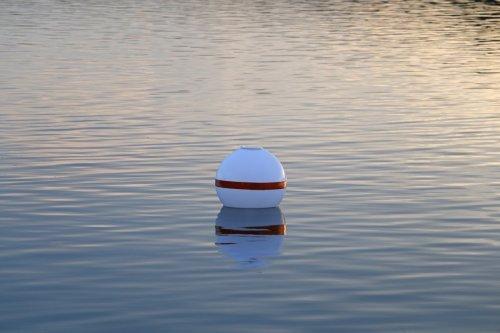 Solar Powered Marker Buoy