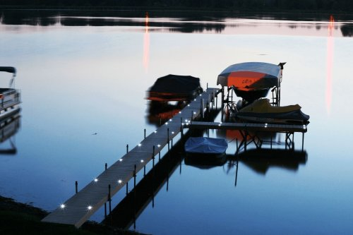 Solar Dock Dots (4-pack)
