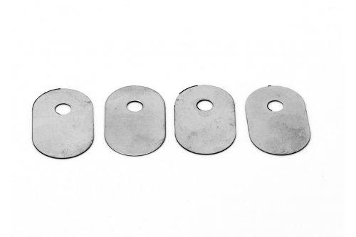Spring Tabs for Solar Pocket Lights (4-pack)