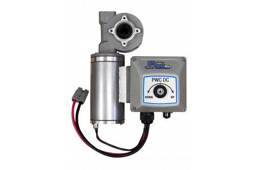 DC - Direct Drive PWC Lift Motor (Manual) + Dutton Lainson 1500 lbs Winch