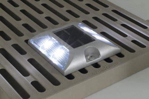 2pk Deck Light Universal Wing Nut + Bolt