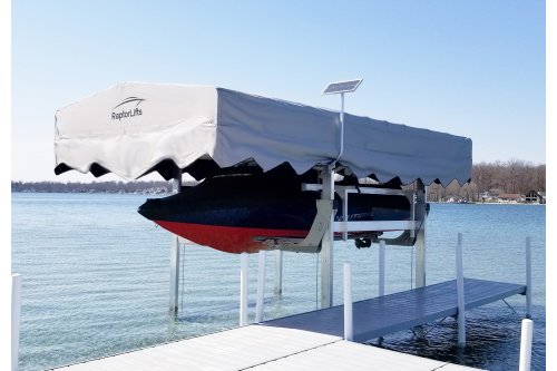 DC - Direct Drive Boat Lift Motor + Auto Stop + Remote + Bluetooth Technology (NEW 2019)